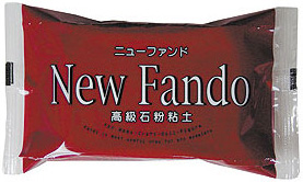 New Fando stone-powder clay
