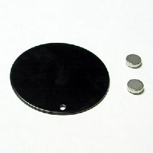 [27AC-MM002B]Magnet and Steel Board (Male)