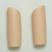 [60RP-F01S-26]Upper Arm Parts 601 Left and Right White Skin Color