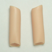 [60RP-F04S-26]Upper Arm Parts 604 Left and Right White Skin Color
